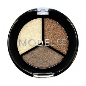 Modelco Metallie Eyeshadow Trio St. Tropez NEW
